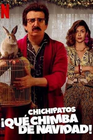 Poster: Chichipatos: ¡qué chimba de Navidad!