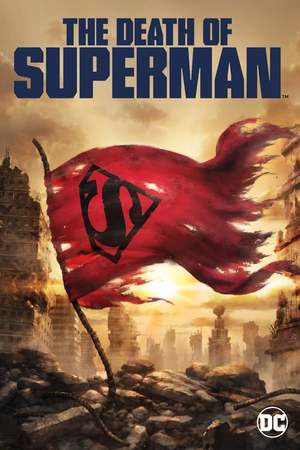 Poster: The Death of Superman