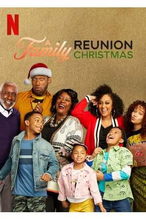 Poster: Weihnachten mit Familienanhang