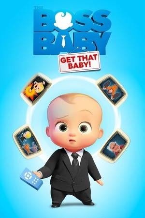 Poster: The Boss Baby: Finde das Baby