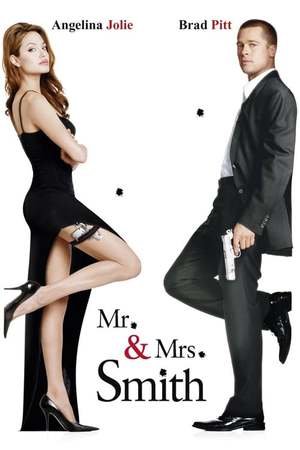 Poster: Mr. & Mrs. Smith