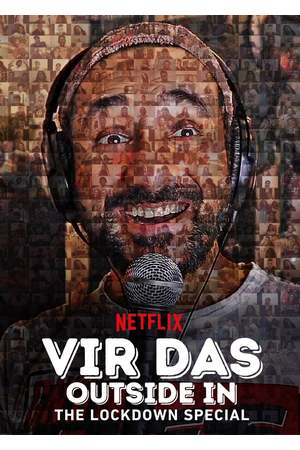 Poster: Vir Das: Outside in - The Lockdown Special