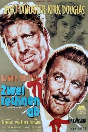 Poster: Zwei rechnen ab
