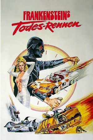 Poster: Frankensteins Todesrennen