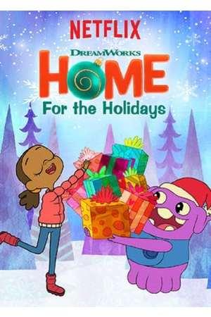 Poster: Home: Ein smektakulärer Weihnachtstag