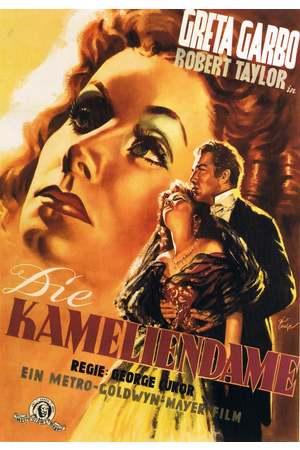 Poster: Die Kameliendame