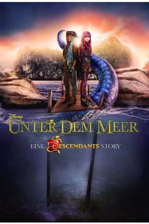 Poster: Unter dem Meer: Eine Descendants Story